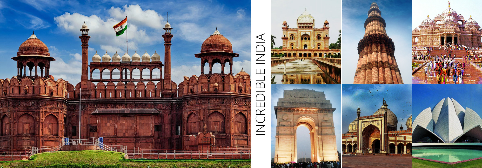 The Best Way To See New Delhi