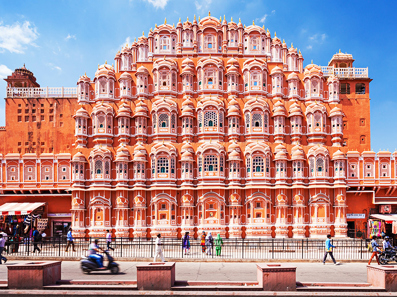 Golden Triangle Tour with Agra & Jaipur